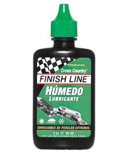 LUBRICANTE FINISH LINE HUMEDO 2oz/60ml