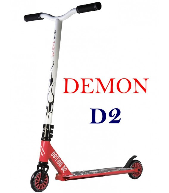 PATINETE BESTIALWOLF DEMON D2