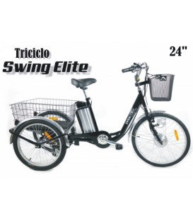 TRICICLO SWING ELITE PLUS NE