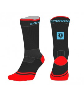 CALCETINES MONDRAKER RACING/SKULLS HIGH '20
