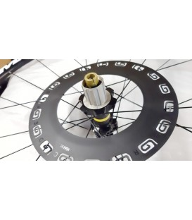 RUEDA MAVIC CROSSMAX LIGHT TUBELESS TRAS 29 BOOST OF