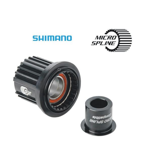 NUCLEO DT SWISS RACHET MTB SHIMANO 12V MICRO SPLINE