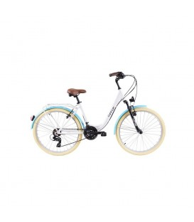 "BICI BIOCYCLE PURE-LUX 26"" ALU SH. TX-35"