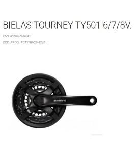 BIELAS SHIMANO TY501 6-8V