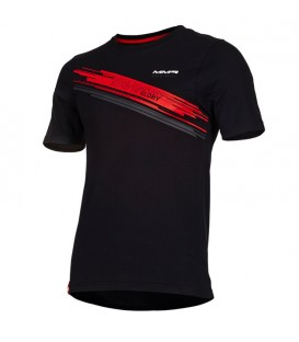 CAMISETA MMR GLORY BLACK & RED