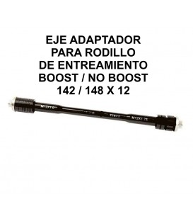 EJE SARIS ADAPTADOR RODILLO BOOST/NO BOOST 142 / 148X12