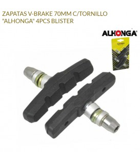ZAPATAS JL V-BRAKE TORNILLO 70MM (4PCS)