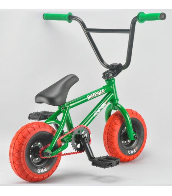 BICI MINI BMX ROCKER BUTCHER 3 PIEZAS/FREECOASTER