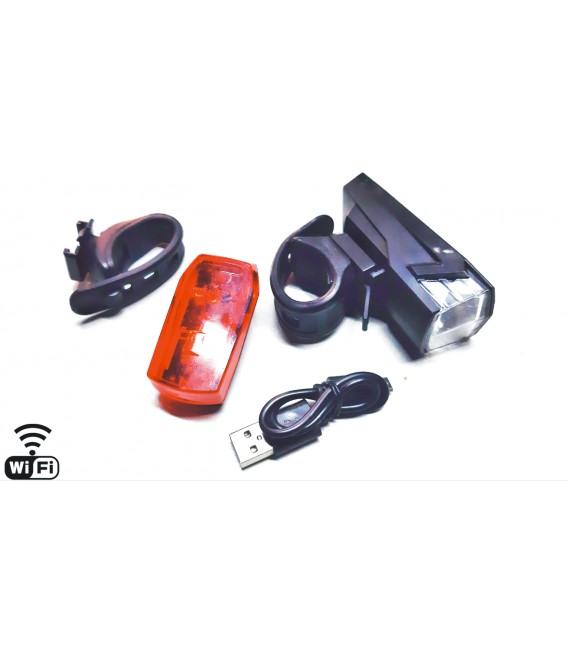 LUCES JL-WENTI DEL USB+TRAS WIFI LEDS 300 LMS