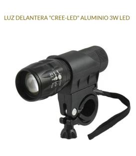 LUZ JL DELANTERA CREE-LED ALU 3w