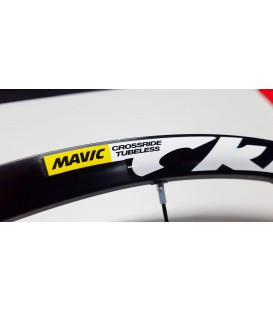 RUEDA MAVIC CROSSRIDE TUBELESS 29 DISC TRAS 12X142MM 6T