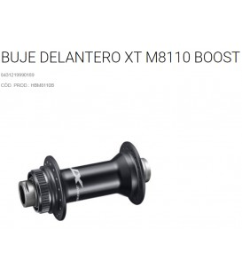 BUJE SHIMANO M8110 XT BOOST 32R DEL CENTER LOCK