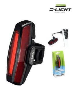 LUZ D-LIGHT TRASERA 5FUN G-420R1 50 LUMENS USB RECARGABLE