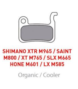 PASTILLAS ONOFF DISCO SHIMANO XT/XTR M965/765/585