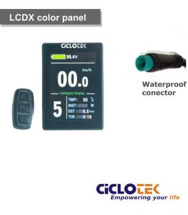 PANTALLA GLOBETEC LCDX-COLOR