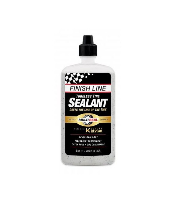 SELLANTE FINISH LINE PARA NEUMATICOS SIN CAMARA 240ML