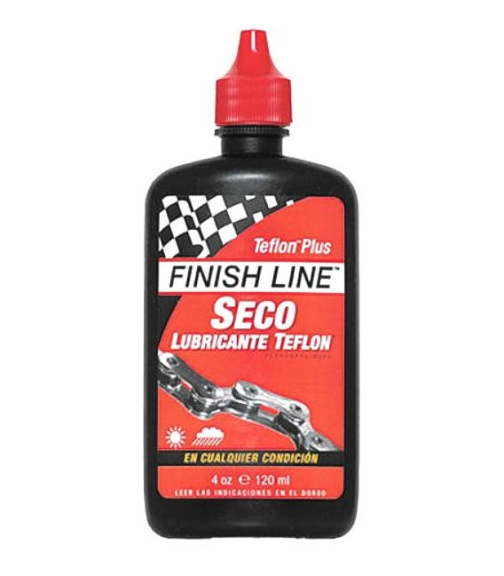 LUBRICANTE FINISH LINE TEFLON 4oz/120ml